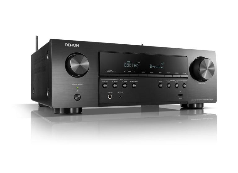 Denon AVR S650H - 5.2-Kanal AV-Receiver