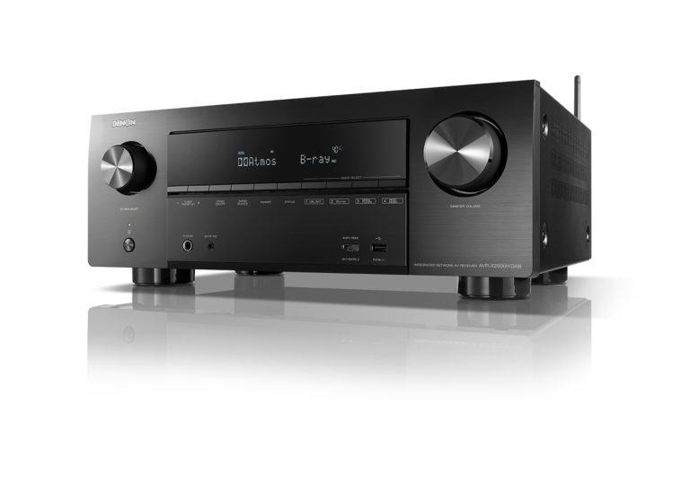 Denon AVR X2600H - 7.2-Kanal AV-Receiver