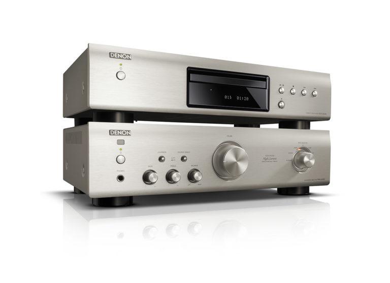 Denon DCD 520 AE PMA 520 - CD-Player