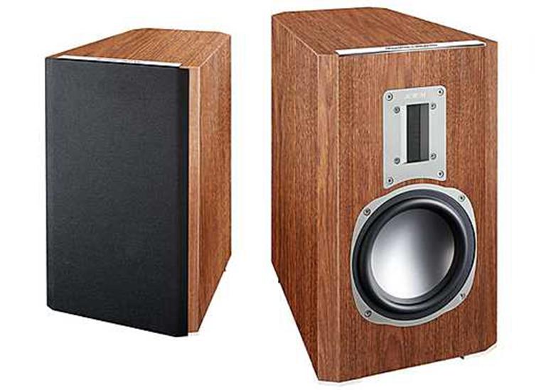 Regallautsprecher von Quadral Aurum Sedan IX erhätlich im Hi-Fi-Studio von Singer Hi-Fi & TV